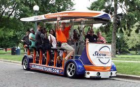 Slowride Pedal Tours
