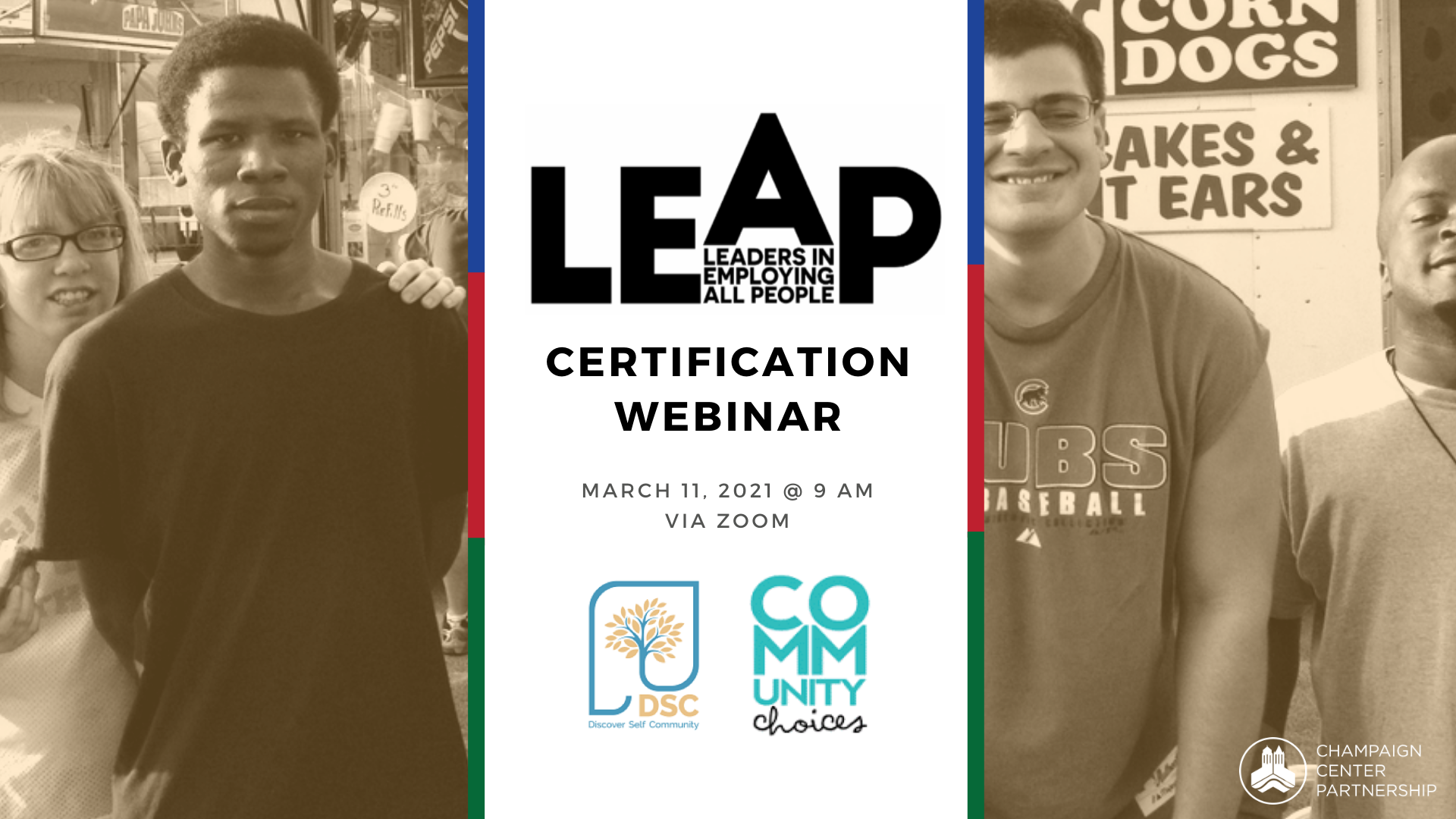certification leap employing leaders