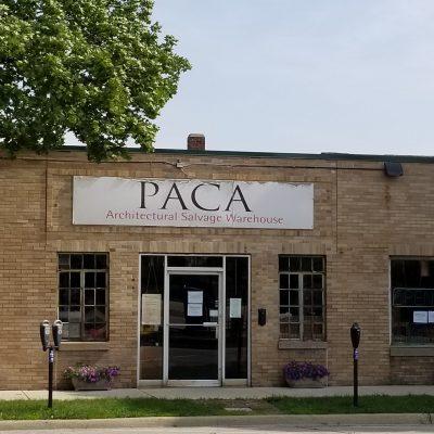 PACA storefront