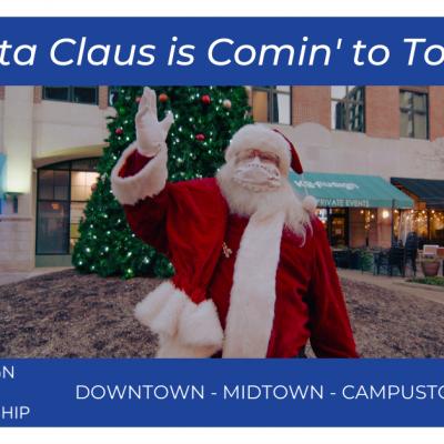 Copy of FB Event - Santa Sightings