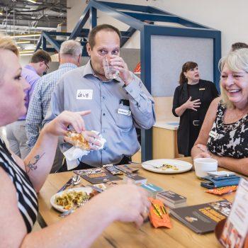 Champaign Center Partnership Benefits