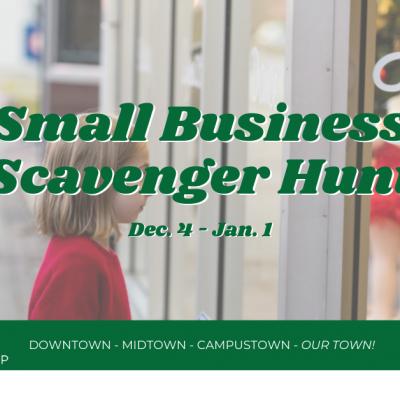 Small Business Scavenger Hunt