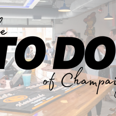 The TO DO Champaign