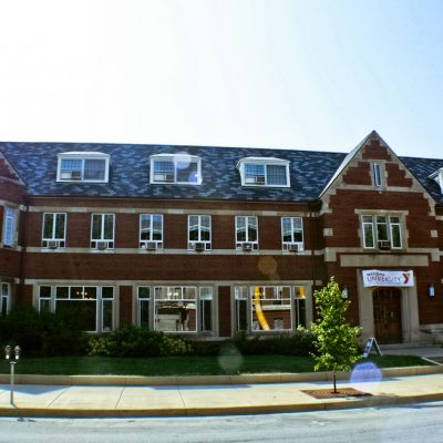 UniversityYMCA